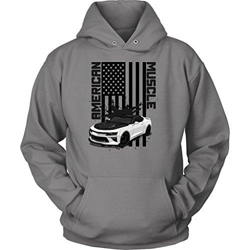 Chevy Camaro SS Muscle Chevrolet Hoodie Sweatshirt