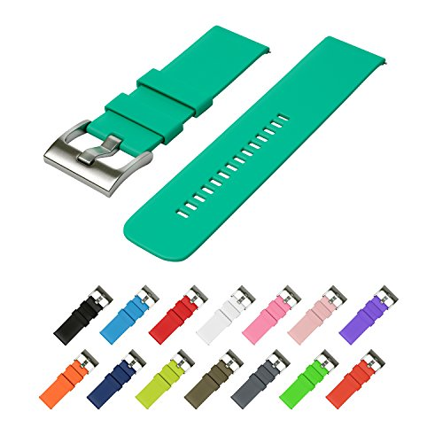 Wearable4U Release Silicone Rubber Watchbands product image
