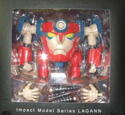 Gurren Lagann Gurren Lagann non-scale plastic kit japan import