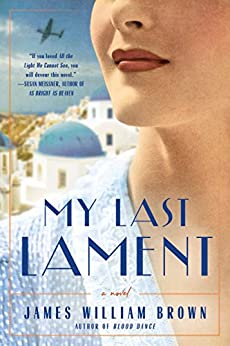 My Last Lament by [Brown, James William]