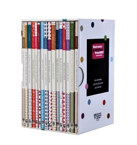 HBR Classics Boxed Set (16 Books) (Harvard Business Review Classics)