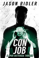 CON JOB: A SPAR BATTERSEA COMIC BOOK THRILLER