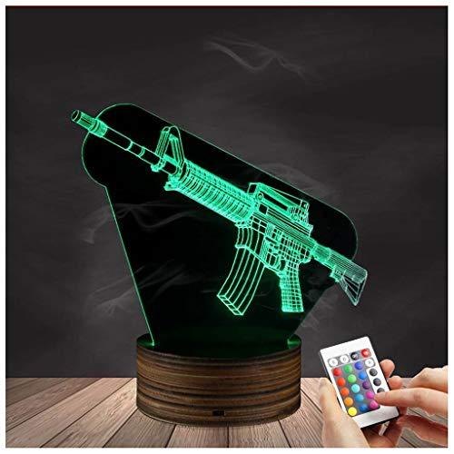 remote gun lamp - 9