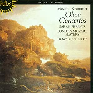 Mozart & Krommer: Oboe Concertos
