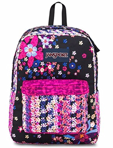 JanSport Unisex High Stakes Buttercup Blast Backpack (Girls Backpack)