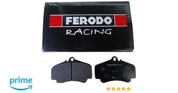 Pastillas de alto rendimiento Ferodo Racing DS2500 FRP3050H: Amazon.es: Coche y moto