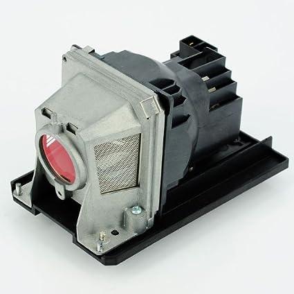 eu-ele NP18LP lámpara de repuesto compatible bombilla con carcasa ...