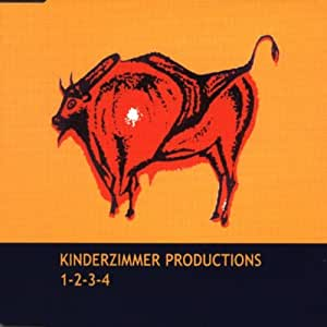 Kinderzimmer productions 1 2 3 4 single cd amazon for Kinderzimmer productions