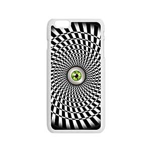 Fractal unique eye Phone Case for iPhone 6