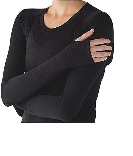 6edbdb7634 Lululemon Swiftly Tech Long Sleeve Crew at Amazon Men's Clothing store: