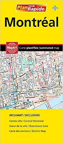 Montreal Fast Track: MapArt: 9780886404666: Books - Amazon.ca on