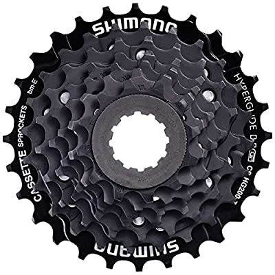 Shimano 7-Speed Mountain Bike Cassette - CS-HG200-7