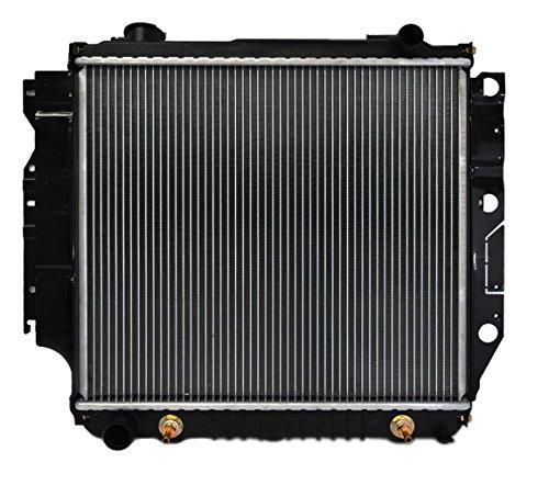 Sunbelt Radiator For Jeep Wrangler TJ 1682 Drop in Fitment (1994 Jeep Wrangler Radiator)