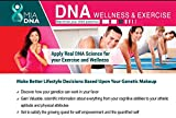 MiaDNA Genetic Home DNA Test Kit for Wellness I state of the art and affordable personal genetic testing I The latest genetic research related to your physical & behavioral predispositions