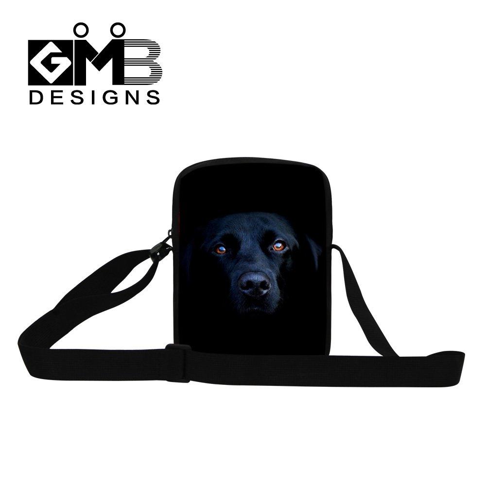 Generic Dog Series Print Small Messenger Bags for Adult,Children Crossbody Bag