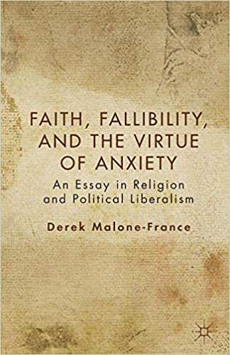 Amazoncom Faith Fallibility And The Virtue Of Anxiety An Essay  Faith Fallibility And The Virtue Of Anxiety An Essay In Religion And  Political Liberalism Th Edition Essays For Kids In English also Health And Fitness Essay  Help Me Write A Story