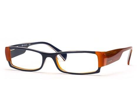 b2d7d2b8faf Vogue brille VO2431 1467 blue/brown, 53: Amazon.de: Bekleidung
