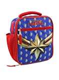 Best Marvel Mens Lunch Boxes - Captain Marvel Girls Boys Soft Insulated School Lunch Review