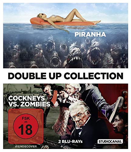 Cockneys vs. Zombies/Piranha - Double-Up Collection
