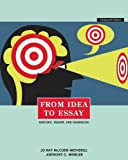 img - for From Idea to Essay book / textbook / text book