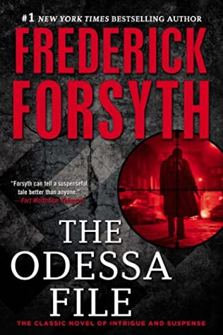 book cover of The Odessa File