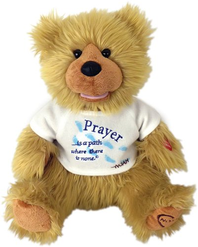 "Chantilly Lane 12″ Noah Bear ""Prayer"""