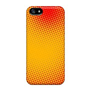 Iphone 5/5s Covers Cases - Eco-friendly Packaging(sunburst Pop Dots)