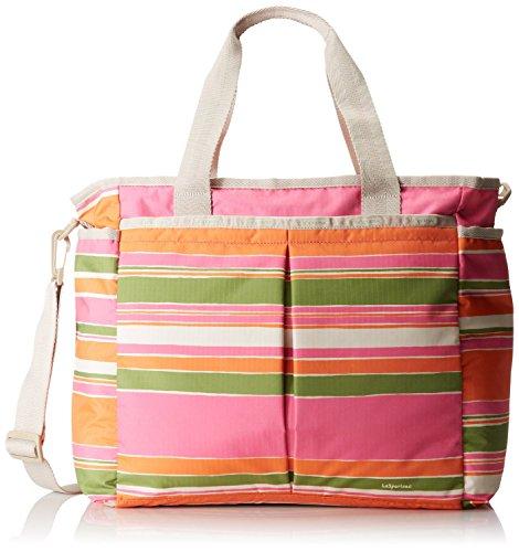 LeSportsac Ryan Baby Bag Diaper Bags (Bahia Stripe) (Lesportsac Ryan Diaper Bag)