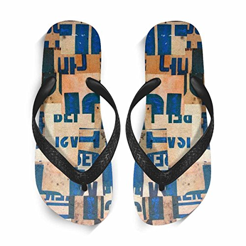 Chad Hope Womens Comfortable Beach Sandals Slipper Non Flip-Flops Shower Beach Sandals