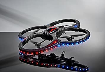 Amazoncom Sharper Image Video Camera Drone With Led Lights