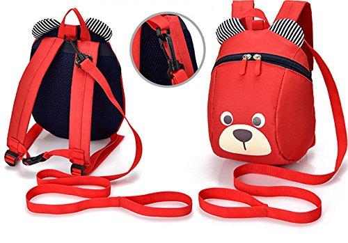 5 ALL Kinderrucksack Mädchen Jungen Kindertaschen Lässig Kindergartenrucksack Kinder Rucksack Kleine Karikatur Niedlich Gemütlich Kinder Tasche Dunkelblau
