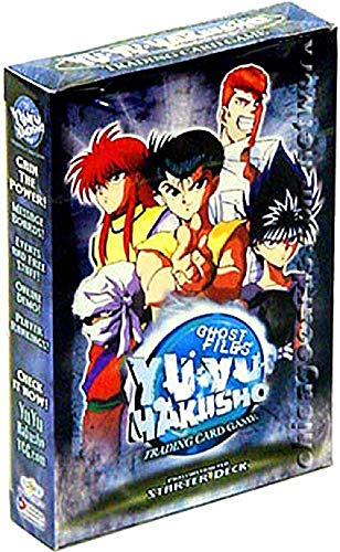 Yu Yu Hakusho: Ghost Files Trading Card Game Starter Pack (Yu Yu Hakusho Trading Cards)