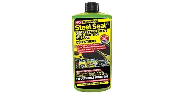 Steel Seal - Líquido de reparación para junta de culata: Amazon.es: Coche y moto
