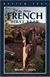 img - for French First Year: Review Text, (New Text) (French Edition) book / textbook / text book