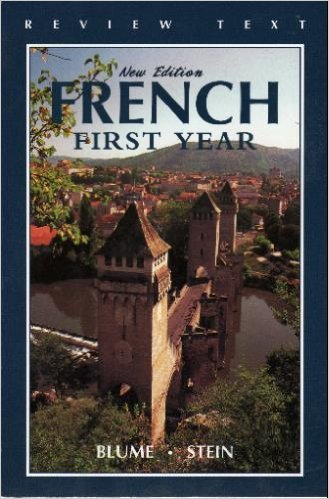French First Year: Review Text, (New Text) (French Edition)