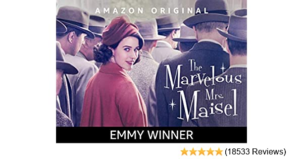 Amazon com: Watch The Marvelous Mrs  Maisel - Season 1 | Prime Video