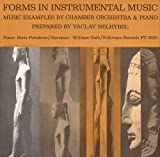 Forms in Instrumental Music: Music Examples