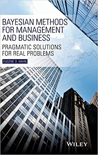 Amazon com: Bayesian Methods for Management and Business: Pragmatic