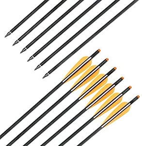 Crossbow Bolts Hunting Carbon Hunting Carbon Archery Arrow