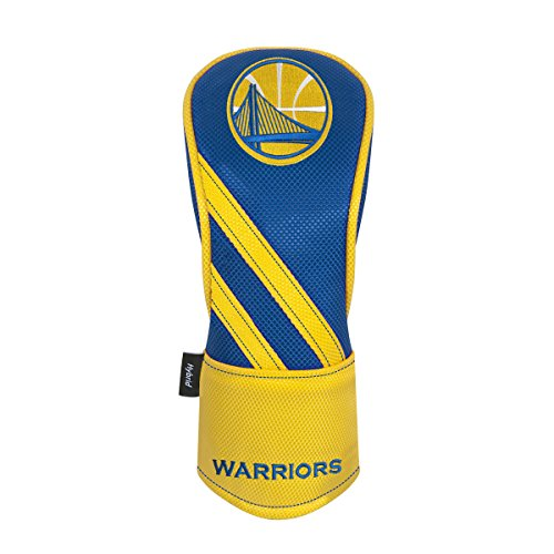 Team Effort NBA Golden State Warriors Individual Hybrid Headcoverindividual Hybrid Headcover, NA by Team Effort
