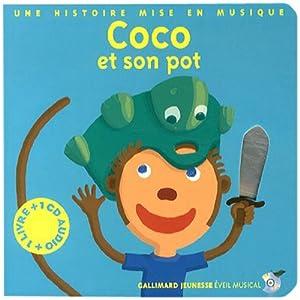 """Afficher """"Coco Coco et son pot"""""""