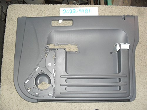 Elements 3 Panel - Honda OEM Door Trim Panel Element 03 04 05 06 07 08 09 10 11 Interior RF Grey