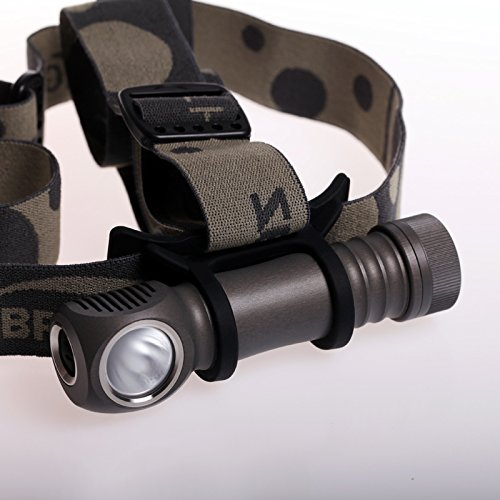Zebralight H600Fw Mk IV 18650 XHP35 Floody Neutral White Headlamp by Zebralight