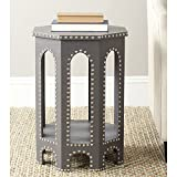 Safavieh FOX9501A Home Collection Nara End Table, Grey Review