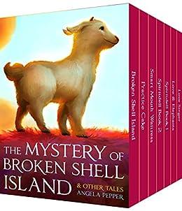 Mystery Broken Shell Island Fantasy ebook