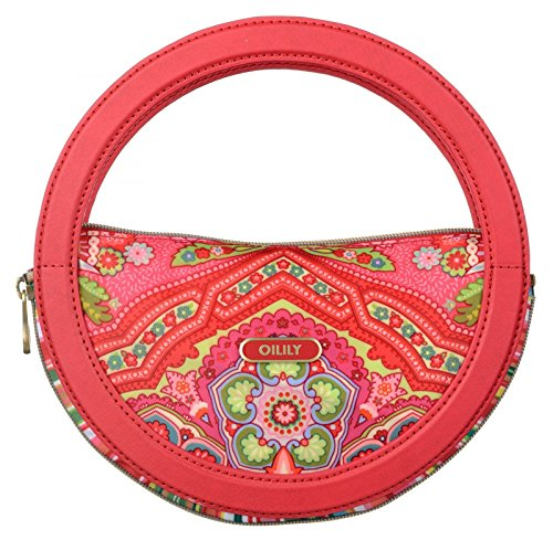 Oilily Folding City Carry All Raspberry