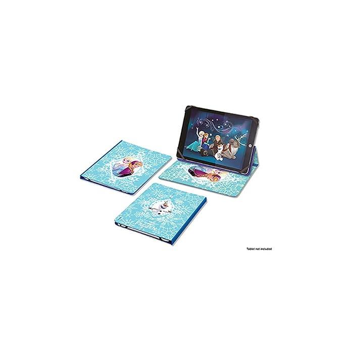 Disney Frozen - Funda Universal para Tablet (Lexibook MFP100FZ): Amazon.es: Juguetes y juegos