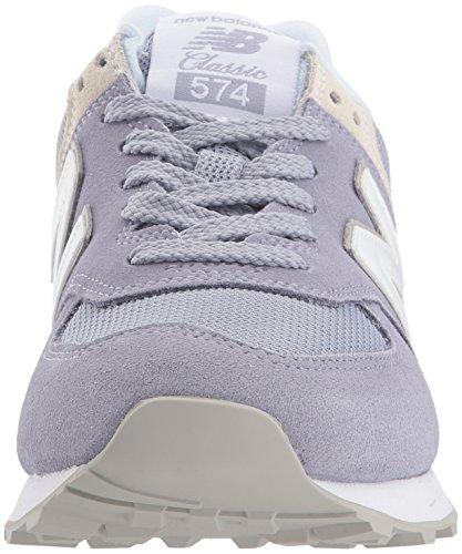 Femme Flieder Baskets Wl574 New Balance Violet flieder CqgvvP