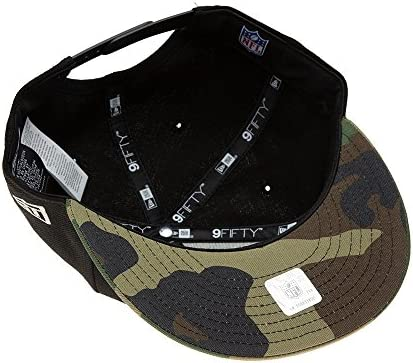 A NEW ERA ERA – Gorra de Philadelphia Eagles – Camo Negro – NFL ...
