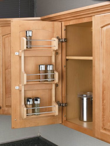 cabinet mounted spice rack - 2